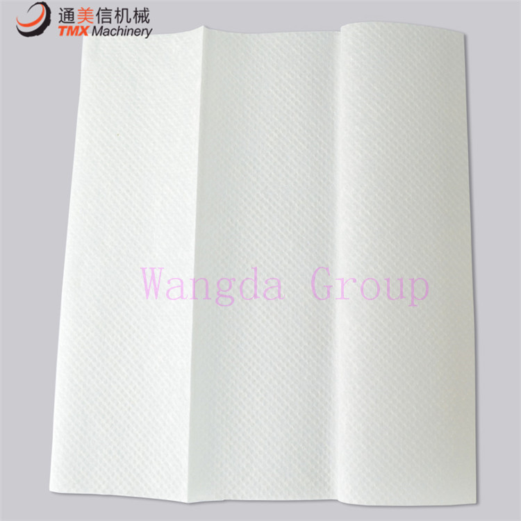 N Folded Hand Towel Paper