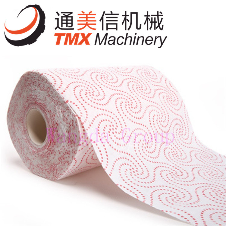 Kitchen towel paper