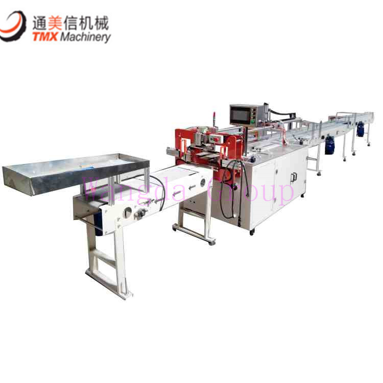 PM3N Toilet Paper Multiple Rolls Packing Machine