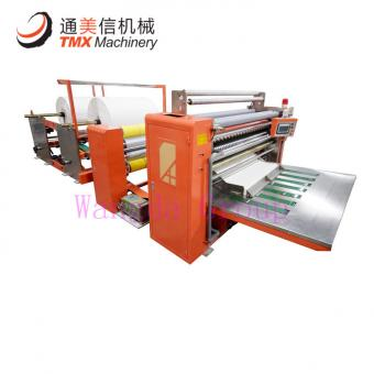 8 Line V Folded Facial Tissue Hand Towel Making Machine