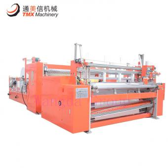 Kitchen Towel Rewinder with Lamination Unit