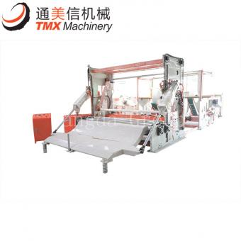 Jumbo Roll Rewinding and Slitting Machine