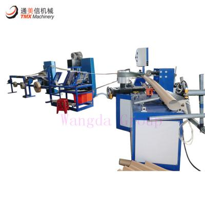Automatic Roll Core Making Machine