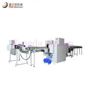 Toilet Paper Single Roll Packing Machine